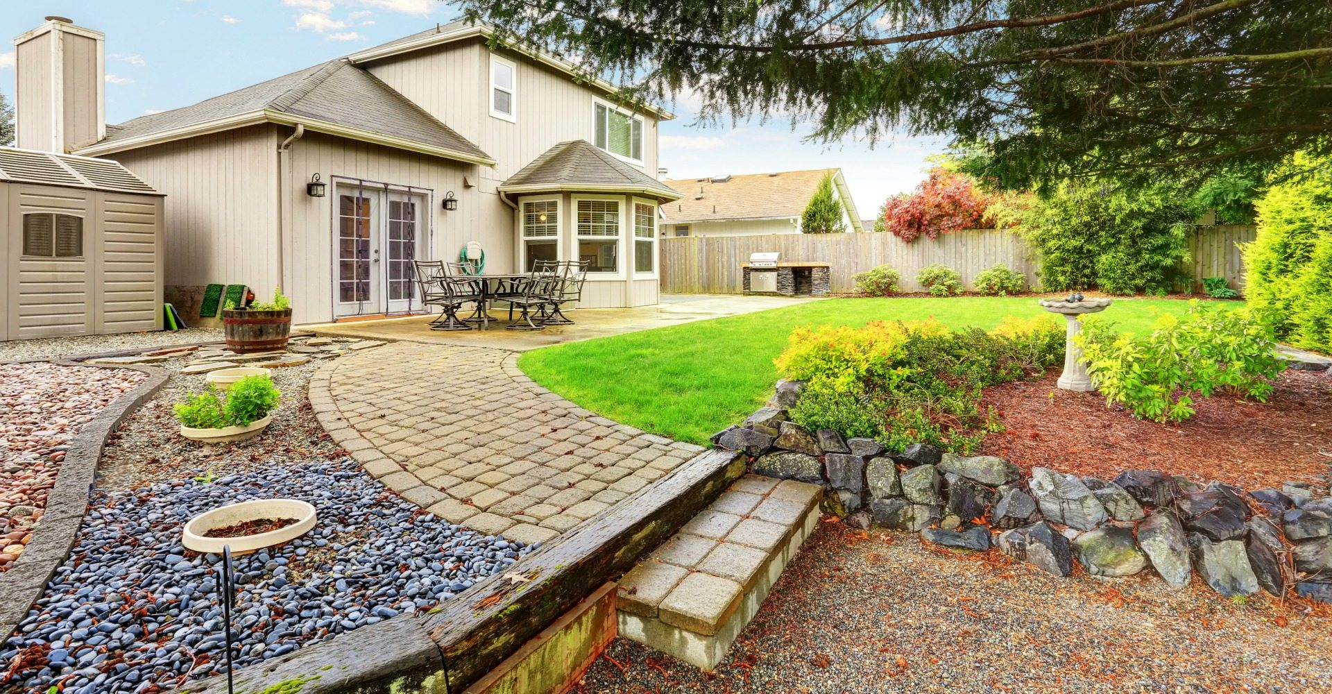 5 Summer Time Remodels that will Boost Your Home's Value